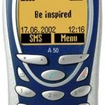 Celular Siemens a50