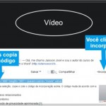 Inserir vídeo do Youtube no site ou blog