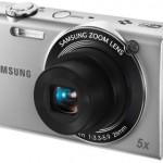 camera samsung sh100 em destaque